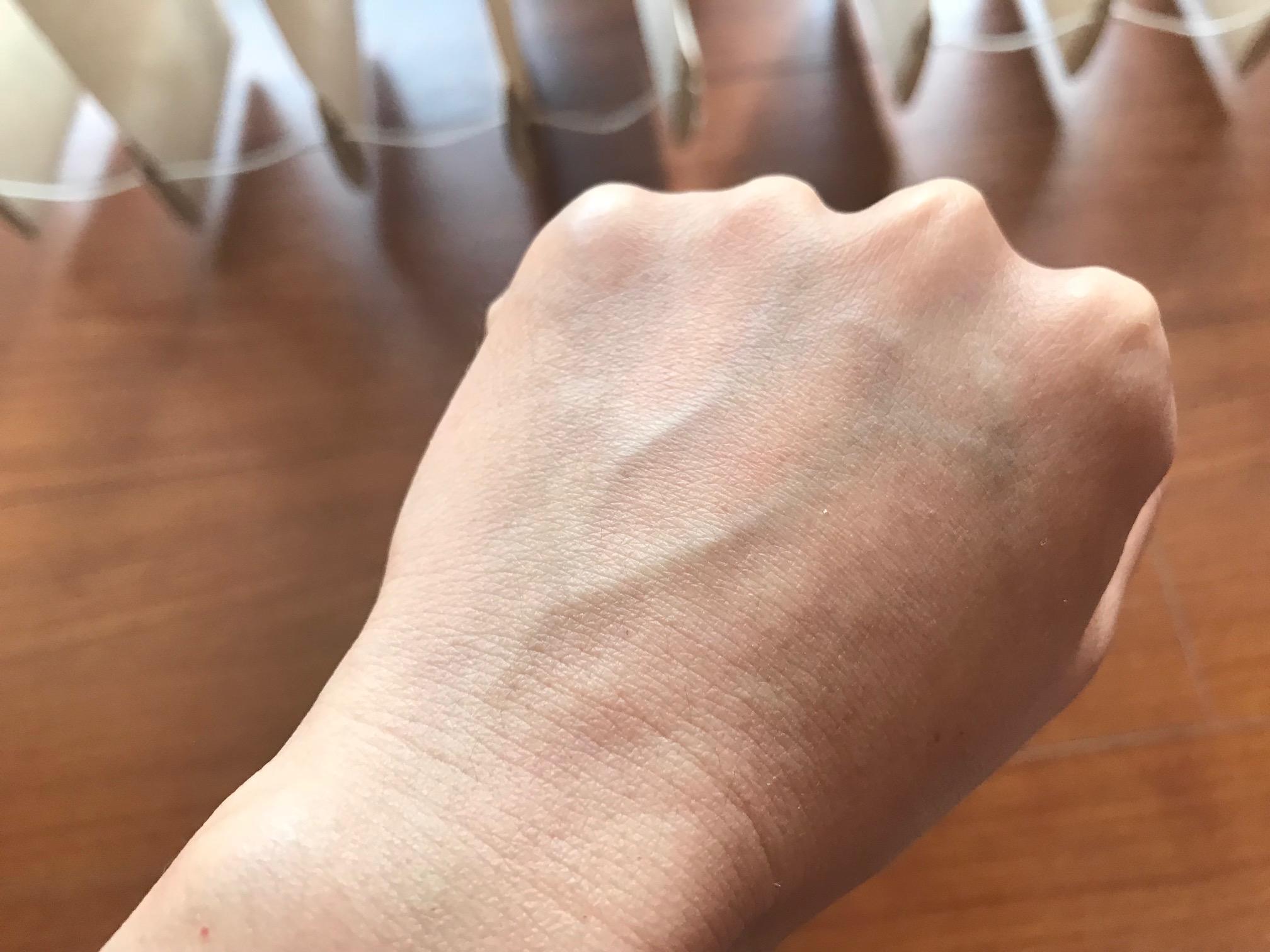 アフターの手