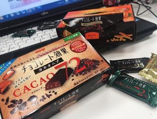 デスクでヘルシーが叶う♡ 低GIおやつの新定番は「チョコレート」 #Omezaトーク
