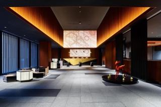 三井ガーデンホテル金沢のエントランス(トップ画像)