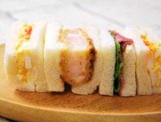 欲張り女子にうってつけ☆バリエーション豊富なサンドイッチが楽しめるセブンの「アソートBOX」