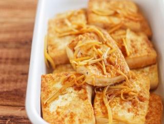 ダイエット中の強~い味方に!豆腐のしょうが焼き #今週の作り置き