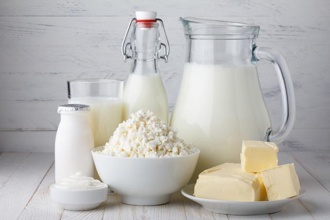 乳製品の集合