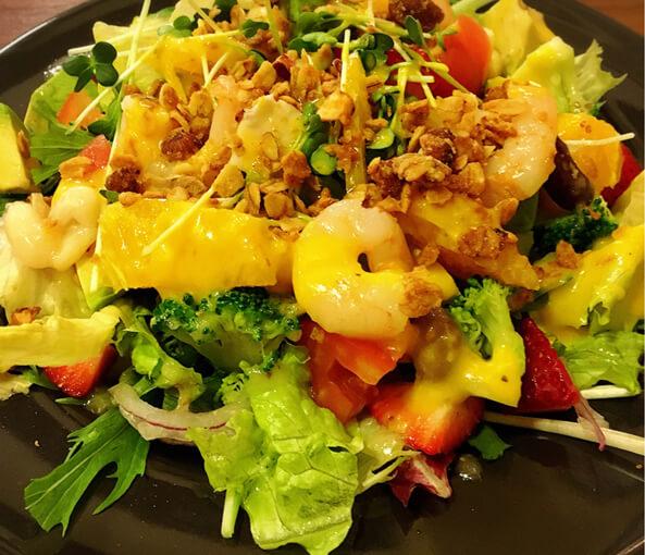 野菜料理の画像