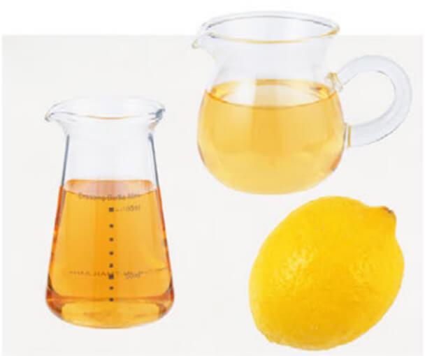 レモン、お酢