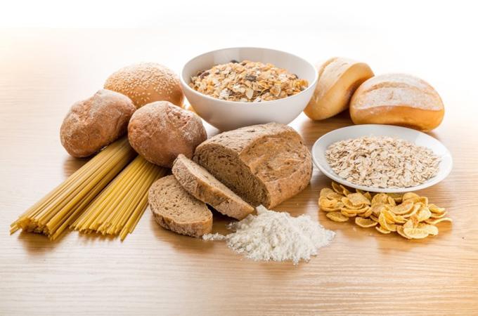 小麦粉食品の集合