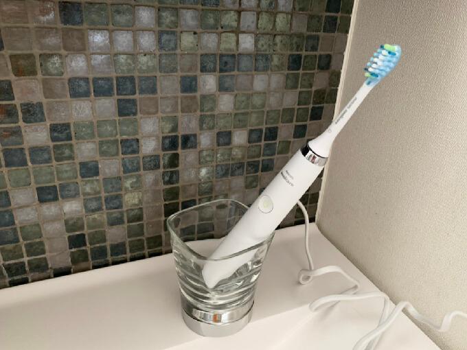 フィリップスソニックケアー電動歯ブラシ