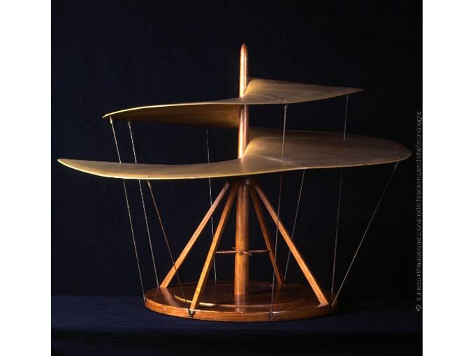 ダ・ヴィンチの発明品