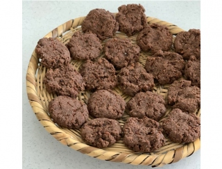 グルテンフリーのおやつ☆大豆粉で作るエナジークッキー