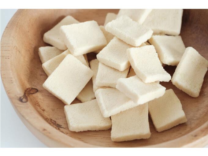 高野豆腐の集合