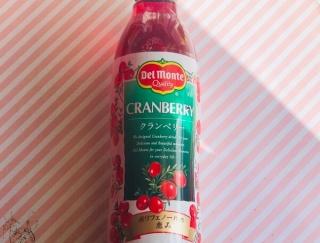 飲むだけで免疫アップ!? カルディの『クランベリージュース』でおいしく風邪予防!