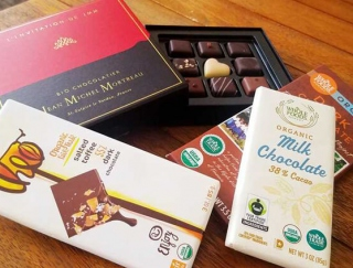 毎日食べてもOK♡健康と美容に効果的なチョコレート
