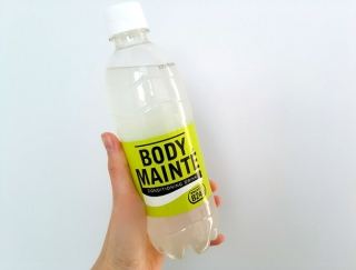 """日常の体調管理に!「乳酸菌B240」配合で""""飲んで体をバリアする""""「ボディメンテ ドリンク 」 #Omezaトーク"""