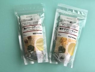 栗のグリーンティー!? 栗や柚子がほんのり香る『無印良品』のブレンド緑茶