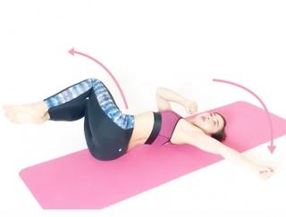 自宅で1日5分!やせ体質の基本。体幹を鍛えるエクサ動画3選