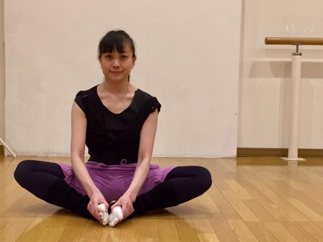 バレエダンサー武田亜希子さん
