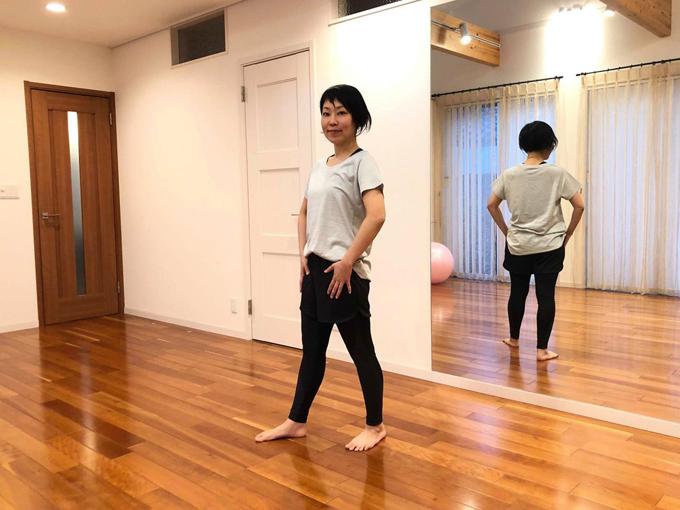 コンテンポラリーダンサー得居幸さん