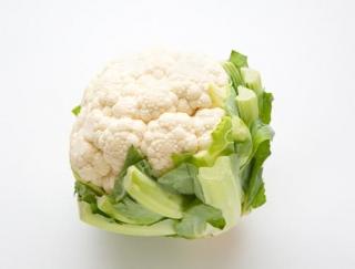 [カリフラワー]含まれる栄養素と、茹で方のコツ