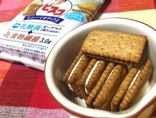 朝からお菓子を食べてOK♡ ヨーグルトの代わりに「朝ビスコ」 #Omezaトーク