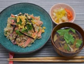 春のお祝い「ハレの日ごはん」をヘルシーに!玄米と甘酒で作る「ちらし寿司」レシピ