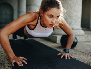 三日坊主は卒業♪ 体幹を鍛えるアプリ「プランクで腹筋を引き締める[Plank]」