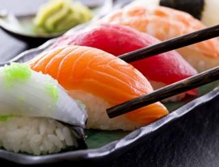 """食べながら脂肪が減らせる!お手軽な""""お寿司ダイエット"""""""
