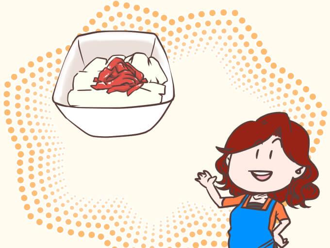 みきさんの食事法