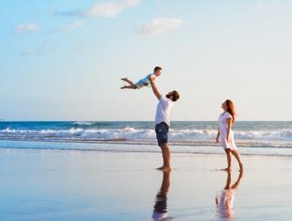11月〜1月生まれの4月の運勢。家族や仲間と一緒に海に出かけてみよう!