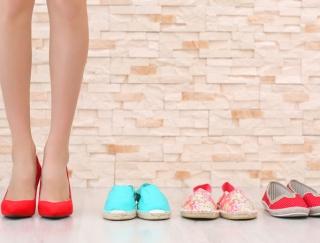 4月の運勢。日々の仕事を見直す月。お気に入りの靴でお出かけすると運気上昇
