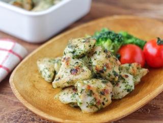 おつまみにもごはんにも!「鶏むね肉で!のり塩チキン」#今週の作り置き