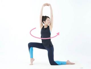 「股関節ストレッチ」で姿勢を変えてぽっちゃり体型&猫背改善!
