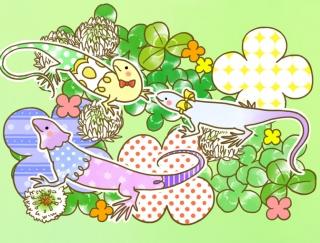 [3月6日]フルーツやジェラートで運気アップ! #今日のいきものみくじ