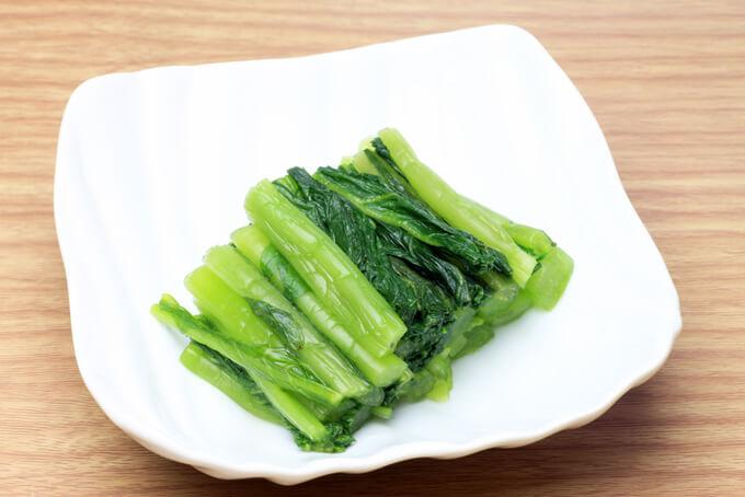 野沢菜の画像