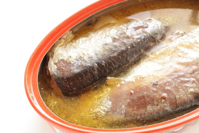 缶詰の画像