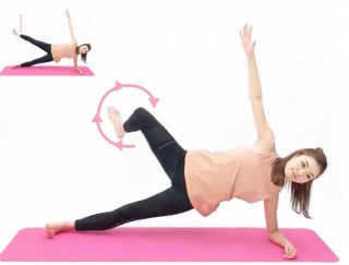 効率よく体を動かして脂肪燃焼!1日5分のダイエット動画3選