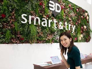 AI(人工知能)が私にピッタリなブラを探してくれる!ワコール3D smart&try POPUP SHOPが期間限定開催中!