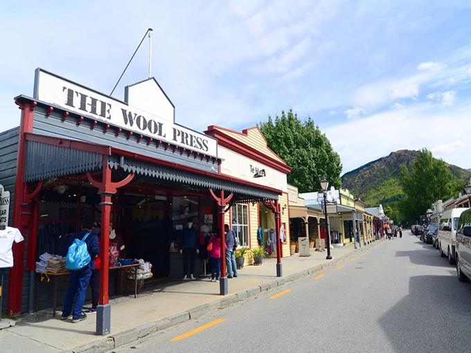 モタタプのあとはアロータウンの街へ。ノスタルジーな町でのんびり【ニュージーランド#2】