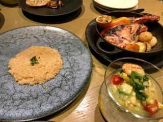 AYUMIさんプロデュースの料理