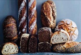 オール・アンド・スティーンのパン