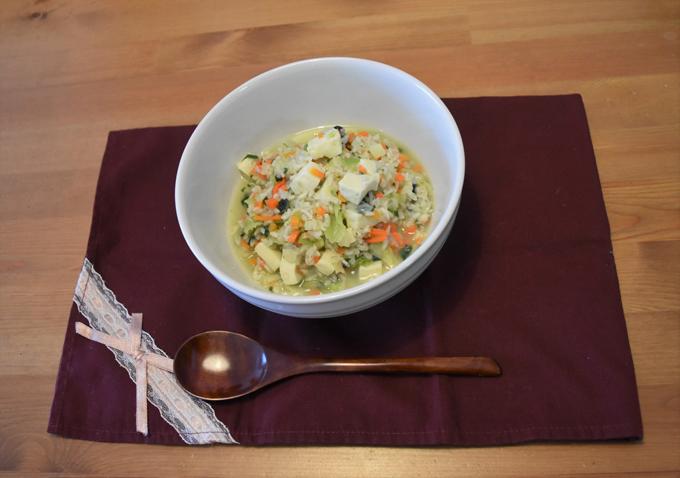 スープごはんのアレンジレシピ