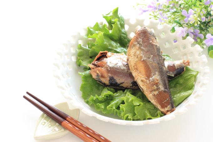 魚の缶詰を写した画像