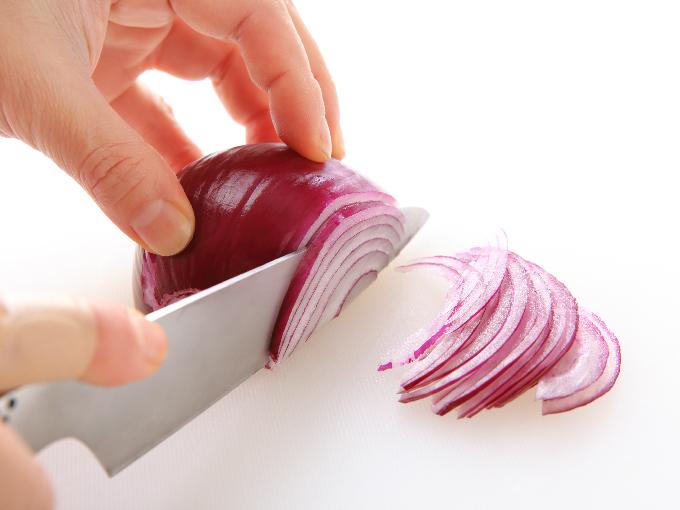 酢紫玉ねぎ