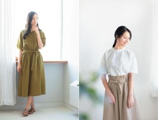 ふだん使いでも、旅先でも、夏の主役となるファッションアイテムがほしい!