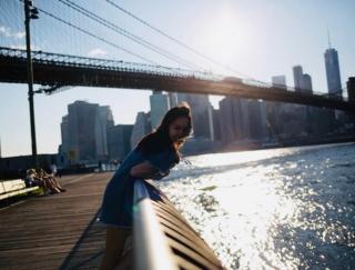 プロカメラマンと一緒にフォトジェニックな写真を撮るツアーがニューヨークで大人気!