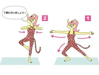 体幹と脚を鍛えて美ボディゲット!下半身やせエクササイズ