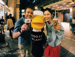 走った後はクラフトビールで乾杯!GOOSE ISLAND主催『RUN & BEER』イベントレポ☆