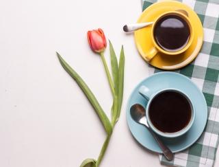 6月の運勢。11月〜1月生まれは、コツコツ努力でガマンの時期。お気に入りのコーヒーカップでカフェタイム