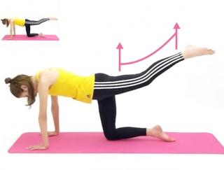 たるまない体を作る基本!1日5分。体幹を鍛える「宅トレ」動画3選