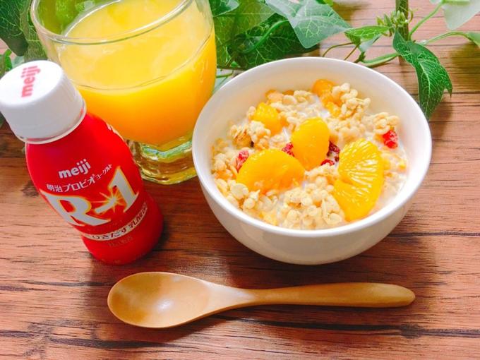 佐久間さんおすすめの朝食レシピ