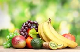 さまざまなフルーツの画像