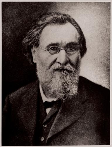 メチニコフさんの肖像